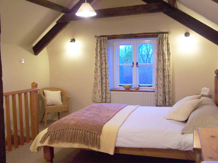 Picture of the king bedroom ensuite