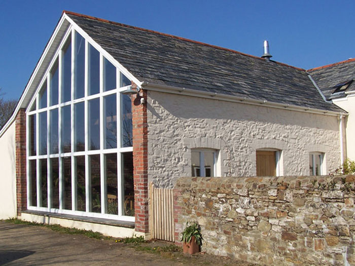 Image of the Studio Barn used for country craft and rural skills workshops